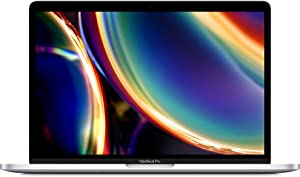 Apple MacBook Pro 13 Laptop Intel Core i5 1.4GHz 8GB RAM 256GB SSD Silver - MXK62LL/A (Renewed)