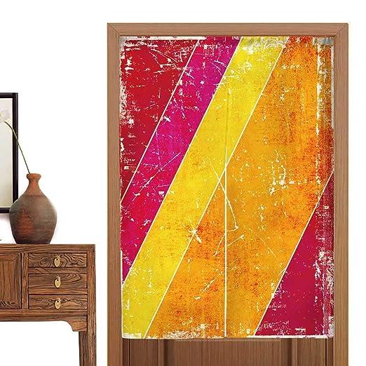 vanfan - Tapiz para Puerta, diseño de la Imagen de un Ninja ...