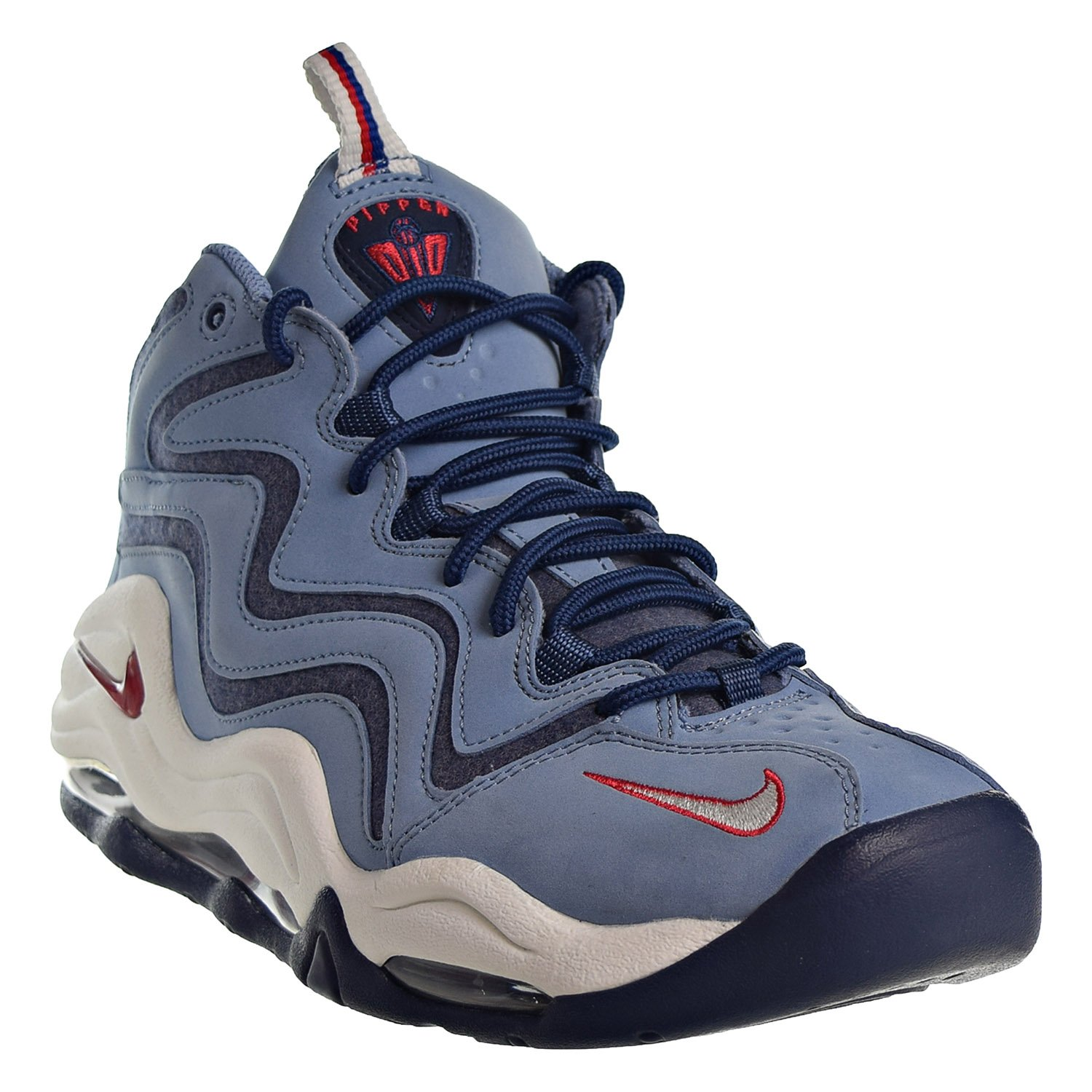 los angeles f47e1 8da34 Amazon.com   Nike Air Pippen Men s Basketball Shoes Work Blue University  Red 325001-403 (7.5 D(M) US)   Shoes