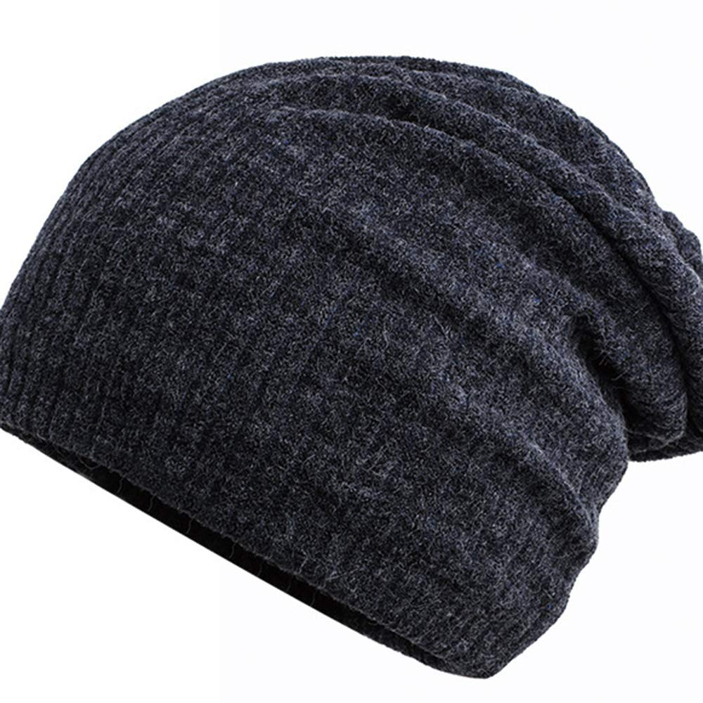 ke/&z Slouchy Beanie Knit Cap Winter Soft Thick Warm Hats for Men and Women