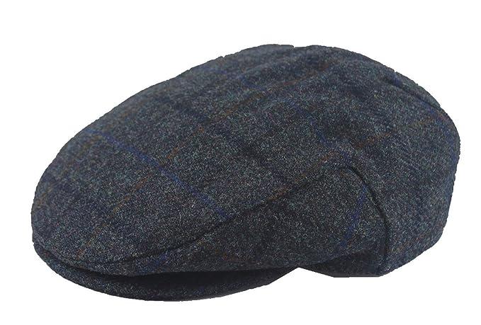 Failsworth - Gorra de béisbol - para hombre Gris gris (cuadros) 57 ...