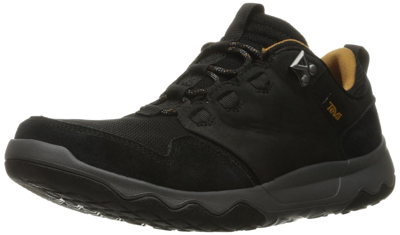 Teva Arrowood WP M's, Zapatos de Senderismo para Hombre 44 EU|Negro (Black)