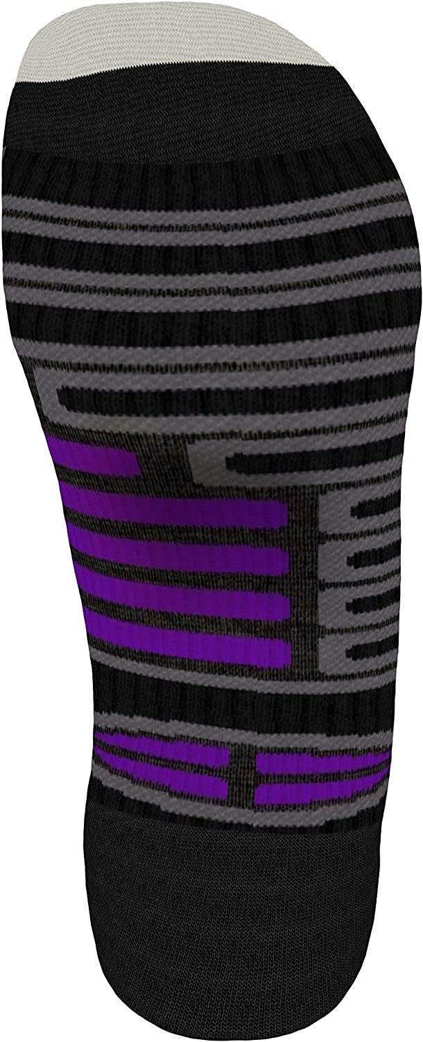 Oxyburn Snowboard Thermo Knee High Energizer Dry Calze Uomo