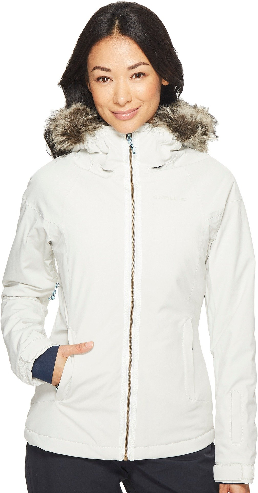 O'Neill Womens Curve Jacket Birch XS (US 0) One Size