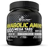 Olimp Anabolic Amino 9000 Mega Tabs, 300 Tabletten, 1er Pack (1 x 675 g Dose)