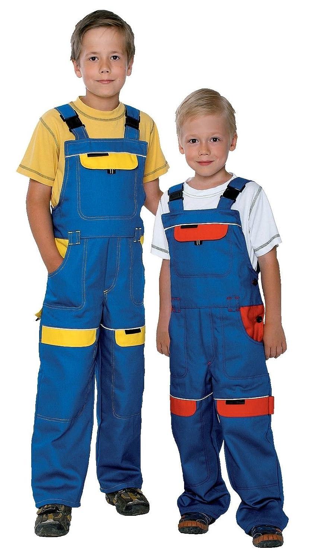 Salopette per pantaloni di alta qualità per bambini, Bob Aggiustatutto, Junior 100% cotone , lavorano pantaloni, Pantaloni al giardino, 98 - 152 ARDON