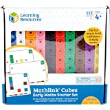 Kit d'activités de cubes Mathlink de Learning Resources