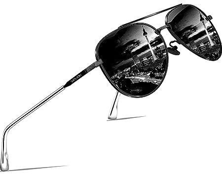 Amazon.com: SIPLION Gafas de sol polarizadas para conducción ...
