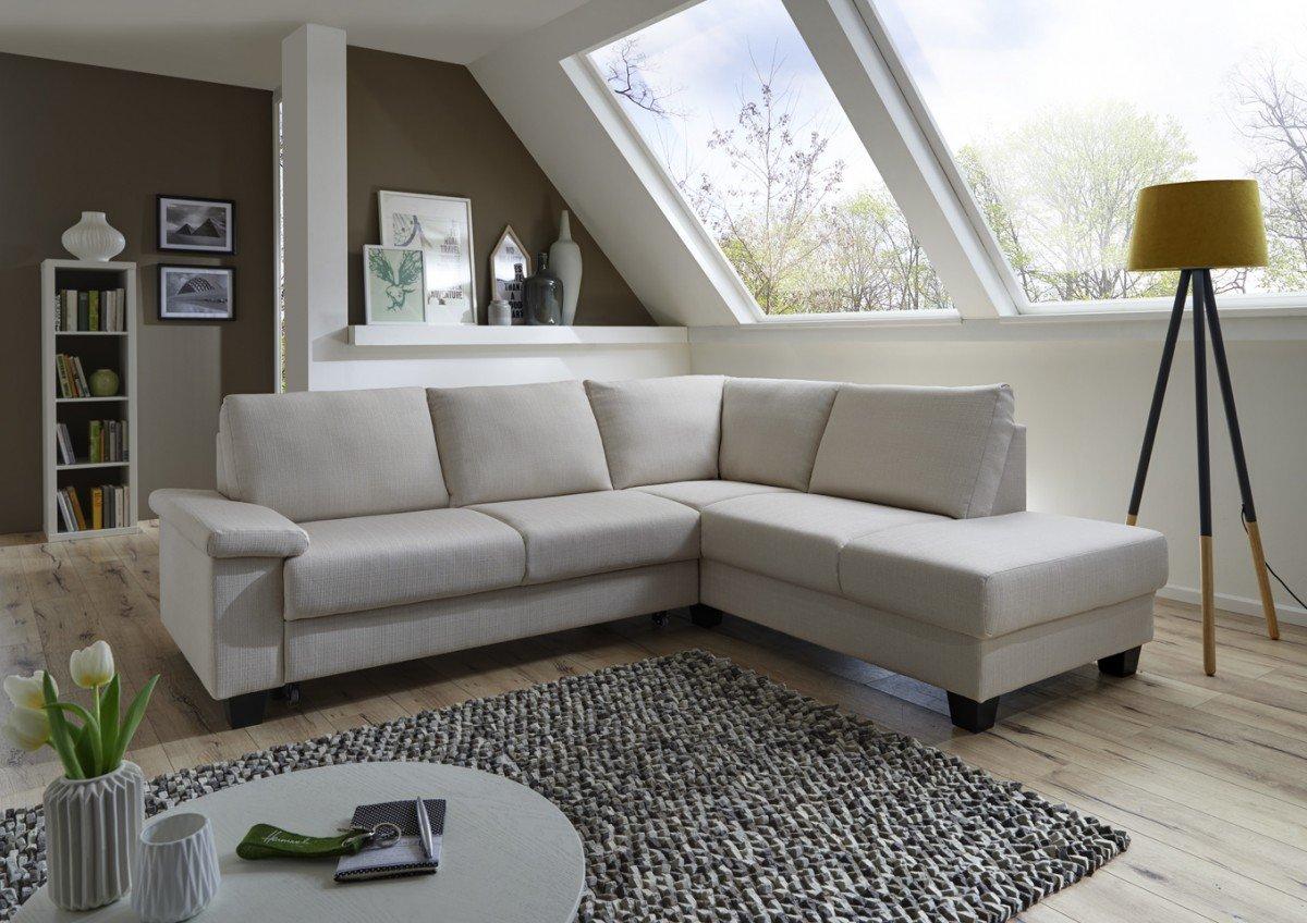 Sympathisch Sofa L Form Mit Schlaffunktion Galerie Von Dreams4home Eckgarnitur