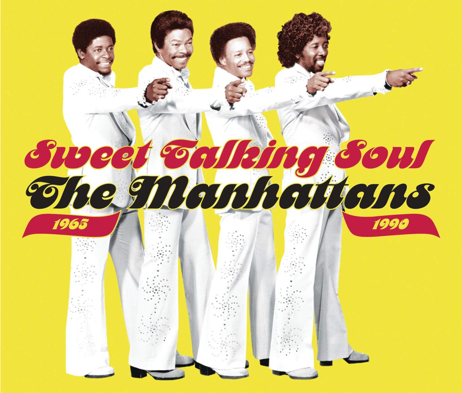 Sweet Talking Soul: The Manhattans 1965-1990 by SHOUT! FACTORY