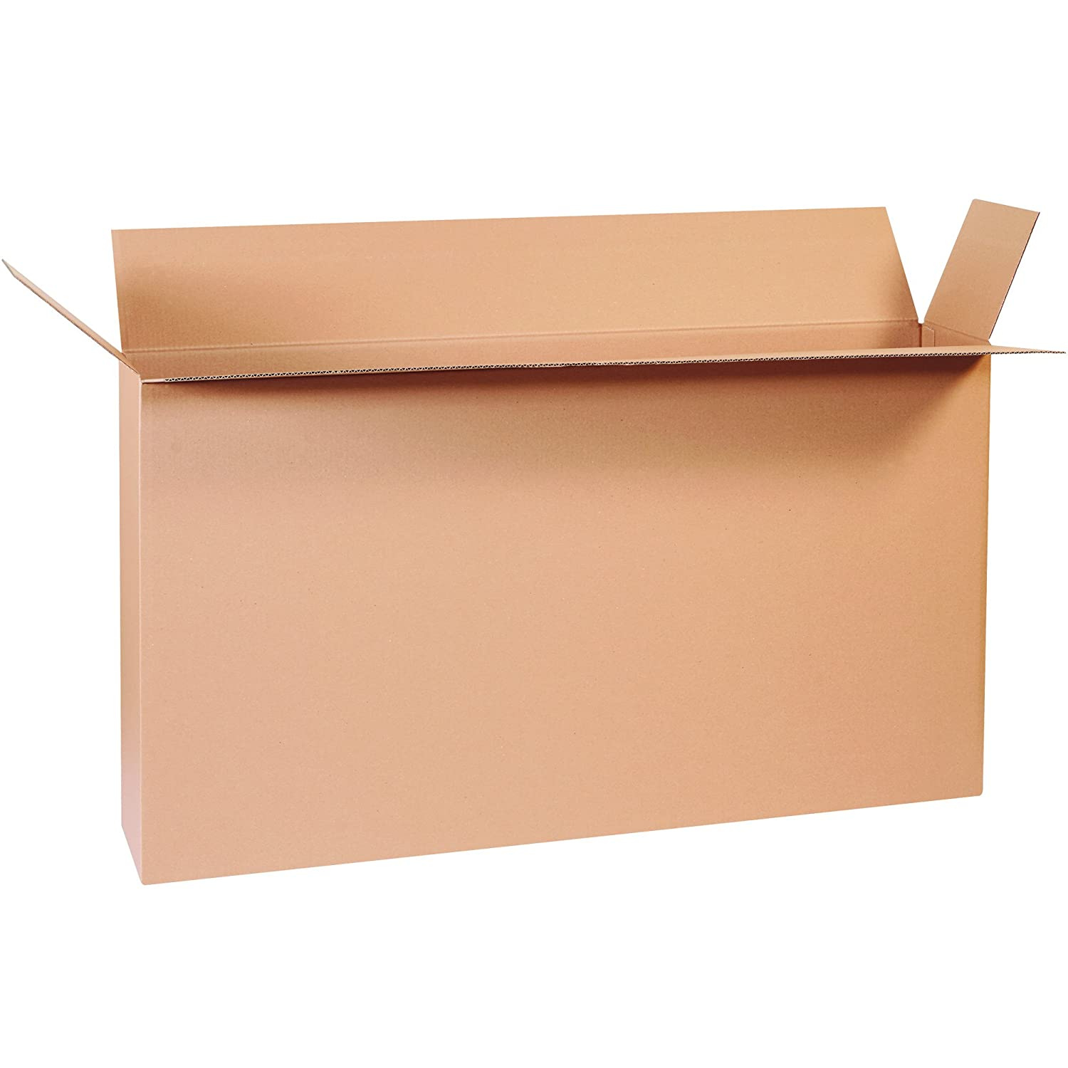 Tape Logic TL24518FOL Side Loading Boxes 24 x 5 x 18 Kraft Pack of 25
