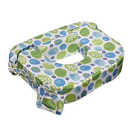 My Brest Friend / baby wild Twin Pillow, Leaf Color