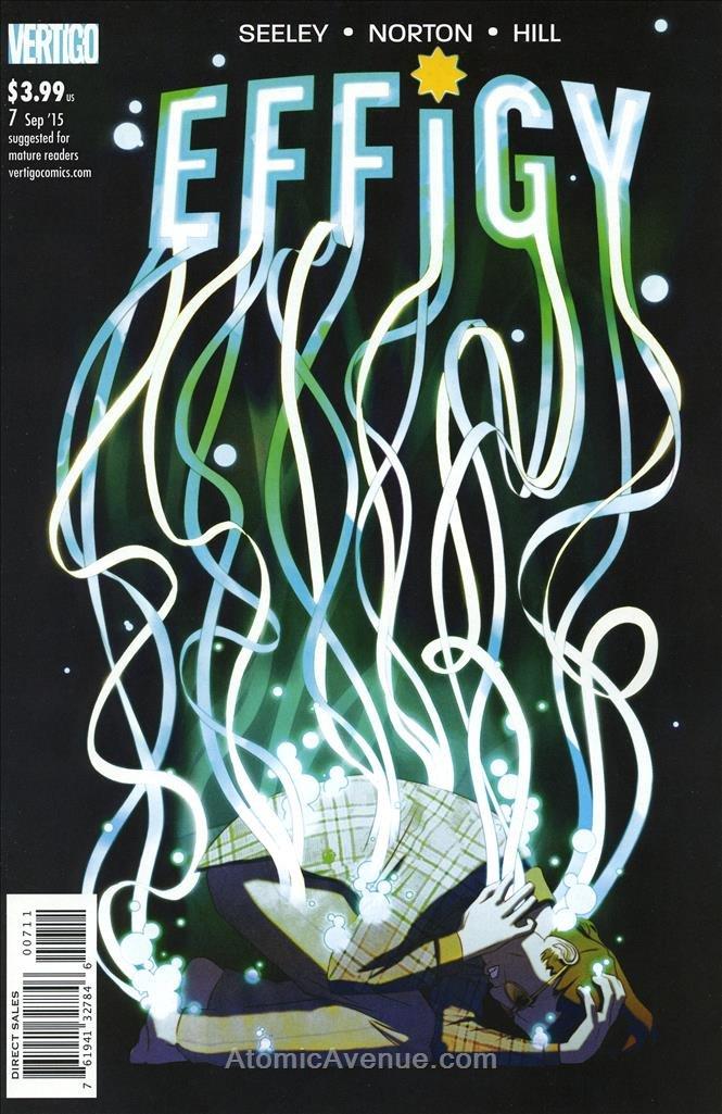 Amazoncom Effigy 7 Vfnm Dcvertigo Comic Book Entertainment