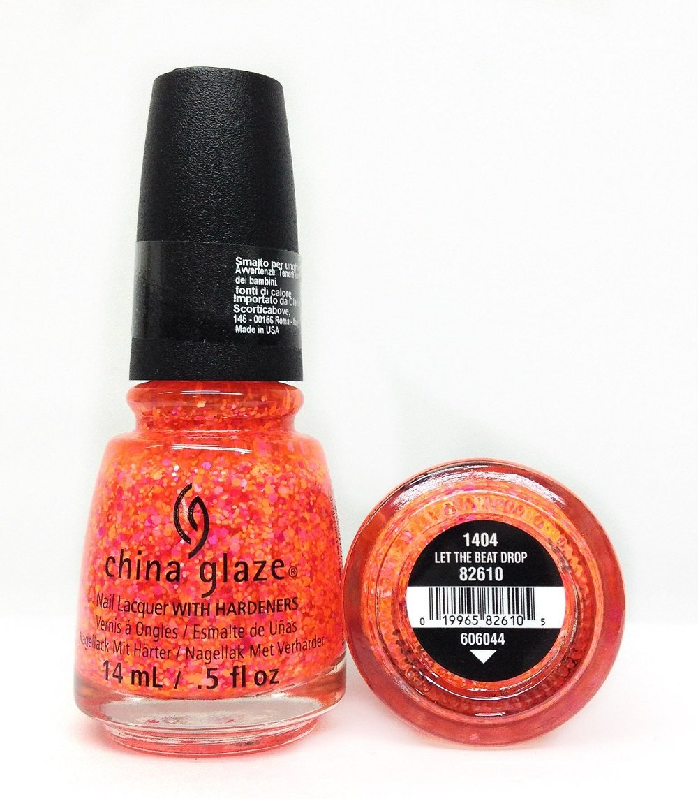 Amazon.com : Orly Nail Lacquer, Turn it Up, 0.6 Ounce : Beauty