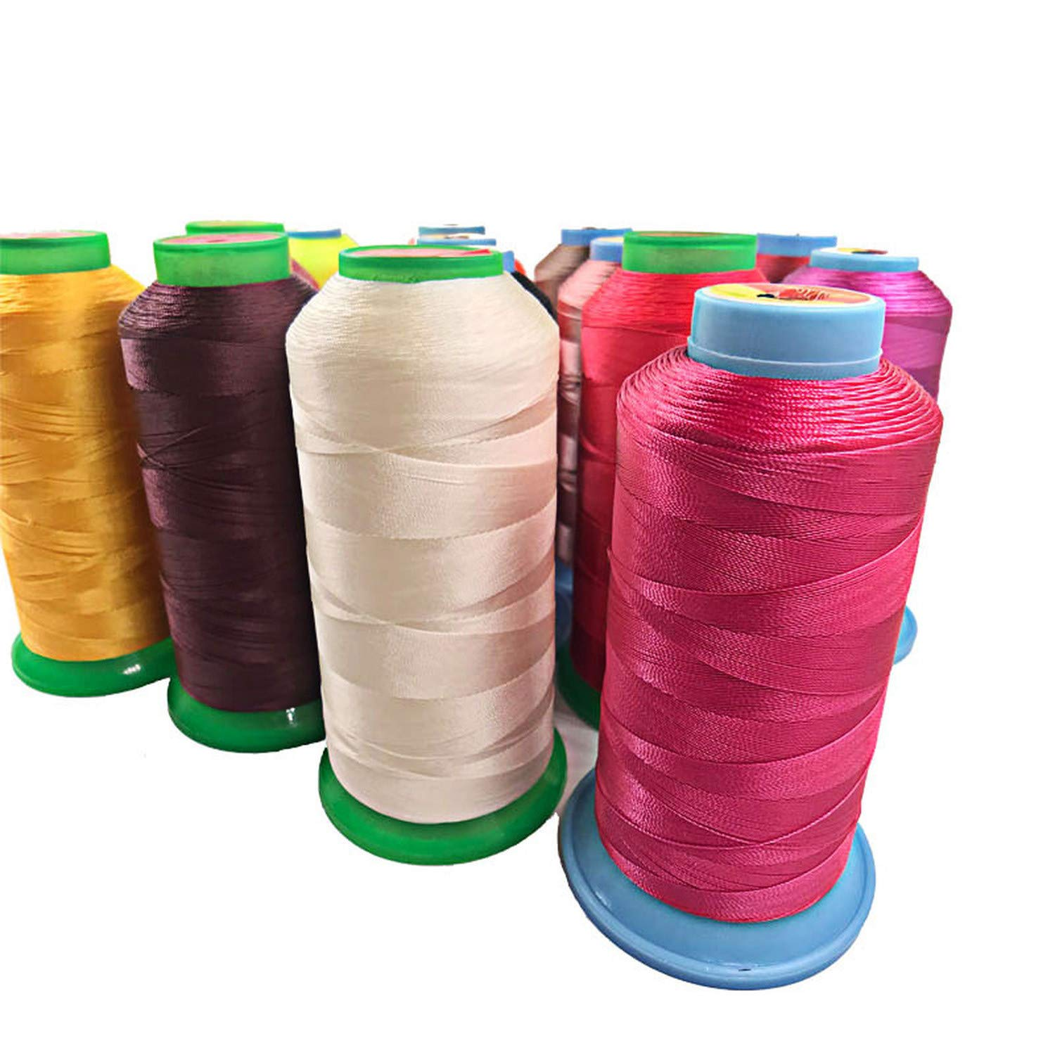 Clothing,Black 150D 3 Strands High Strength Sewing Thread Elastic Line Stretchable For Elastic Fabrics Accessories For Shoes