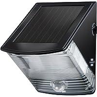 Brennenstuhl Led-Zonnelamp Met Bewegingsmelder, Buitenverlichting Met Geïntegreerd Zonnepaneel En Infrarood…