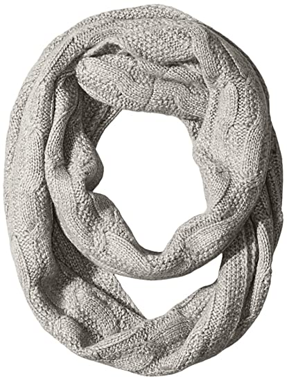 65609d990b Sofia Cashmere Women's 100% Cashmere Cable Seed Stitch Infinity Scarf