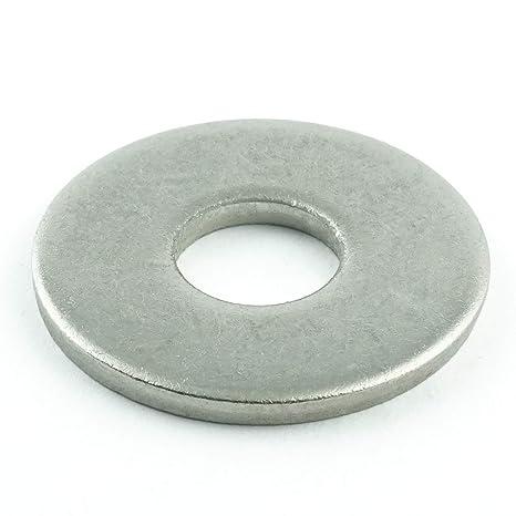 20 St/ück Karosseriescheiben Gro/ße Unterlegscheiben M16 rostfrei - DIN 9021 // ISO 7093-1 Eisenwaren2000 Edelstahl A2 V2A