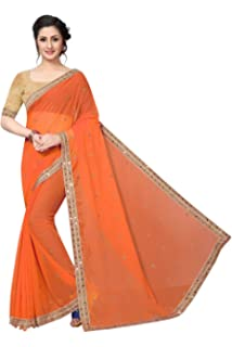 665fe96f3d24a Macube Women s Wine Color Silk Saree With Jaquard Blouse Piece ...