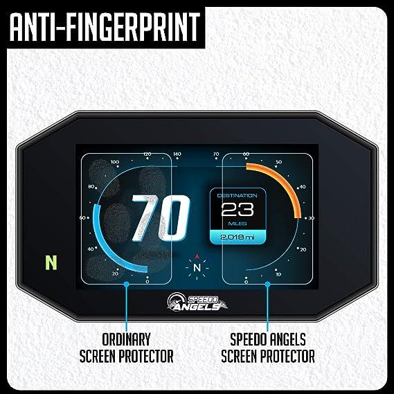 Speedo Angels Displayschutzfolie Tachoschutzfolie Für Rebel Cmx500 2017 1 X Ultra Klar 1 X Entspiegelt Auto