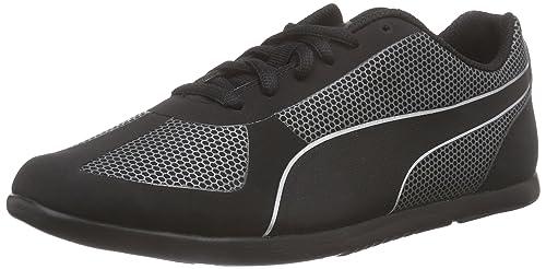42434f3ed6f7 PUMA Women s Soleil V2 Comfort Fun Athletic Shoe Black  Puma  Amazon ...