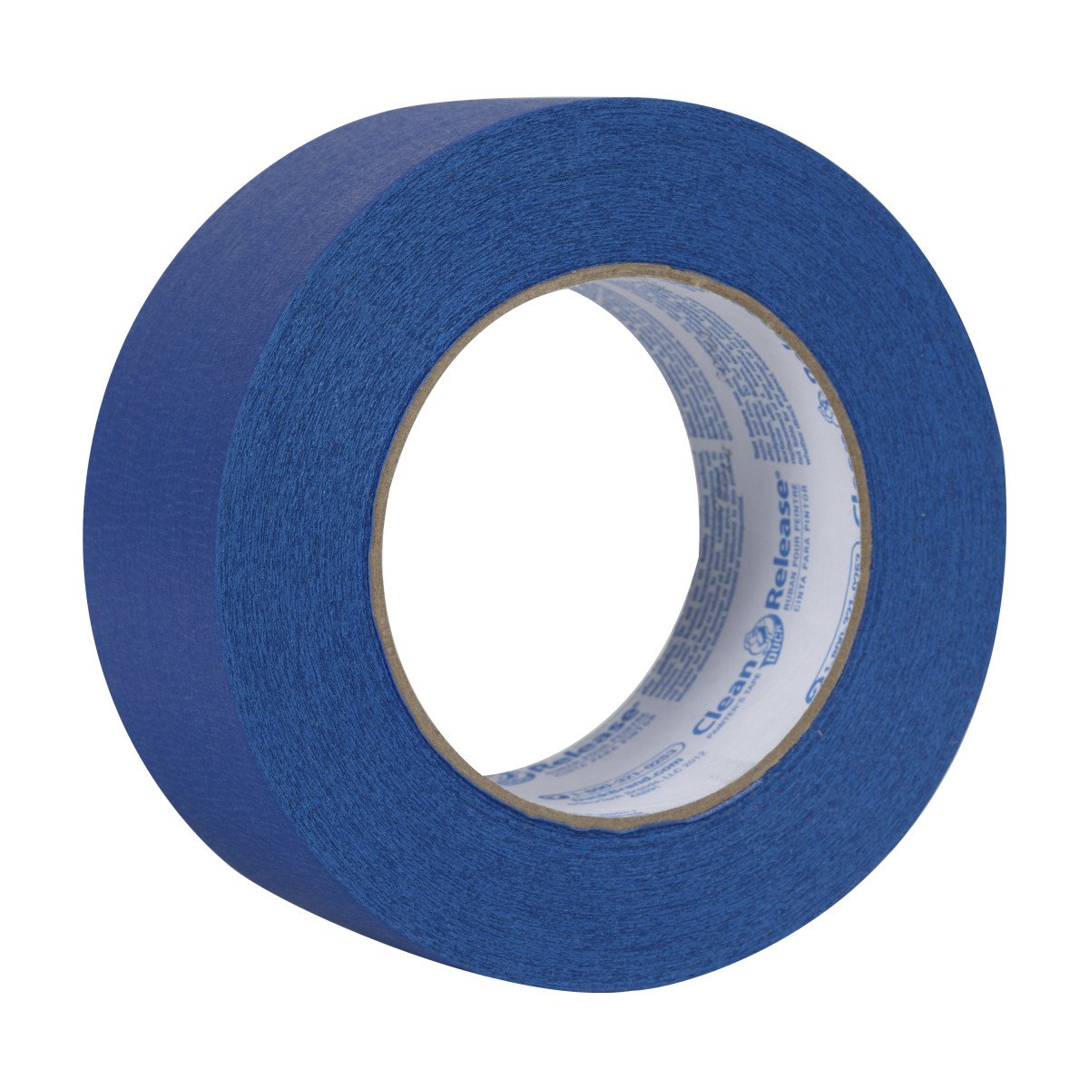 Duck Clean Release Blue Painter's Tape 2-Inch (1.88-Inch x 60-Yard), 12 Rolls, 720 Total Yards, 284372 by Duck (Image #4)