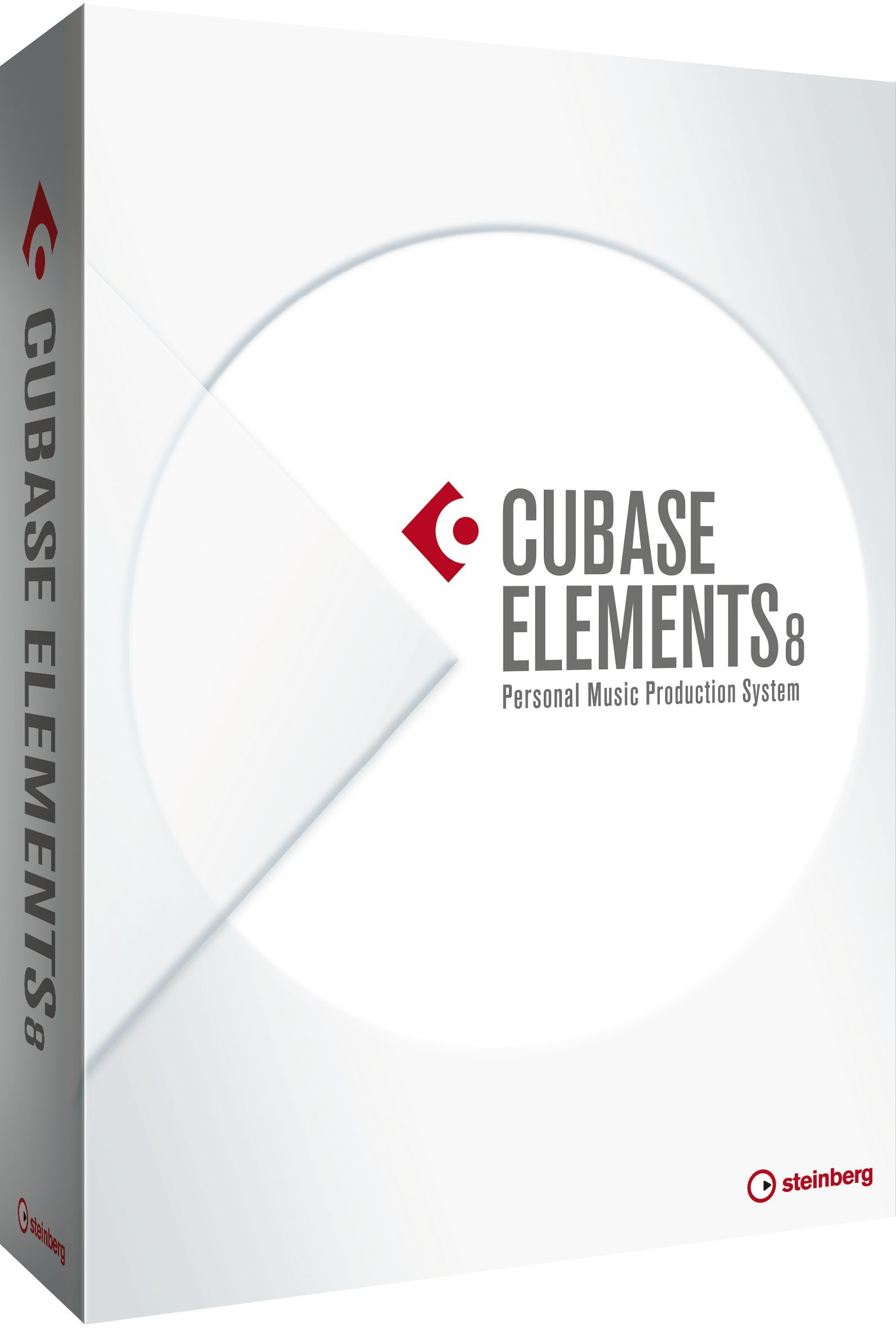 Steinberg Cubase Elements 8 Recording Software by Steinberg