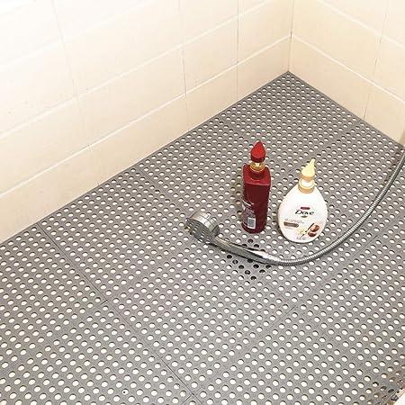 60x30 cm Alfombra Impermeable Antideslizante Cocina Transparente de 1,0 mm ba/ño Alfombra de Puerta Transparente de PVC Alfombra de pl/ástico DXR Alfombra de Piso de Madera para Sala de Estar