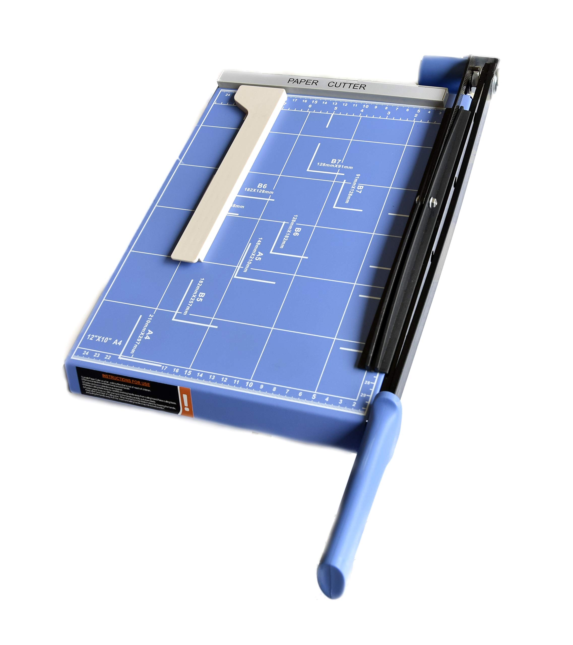 Adjustable Paper Cutter/Trimmer 12''X10'' by YIDE by YIDE