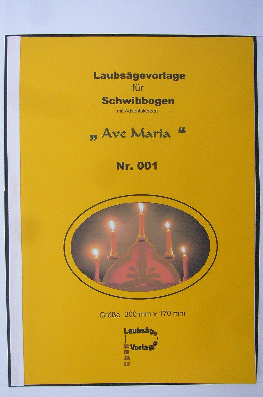 """+++ Laubsägevorlage Nr.126 SCHWIBBOGEN /""""Weihnachten steht vor der Tür/"""" REGU"""