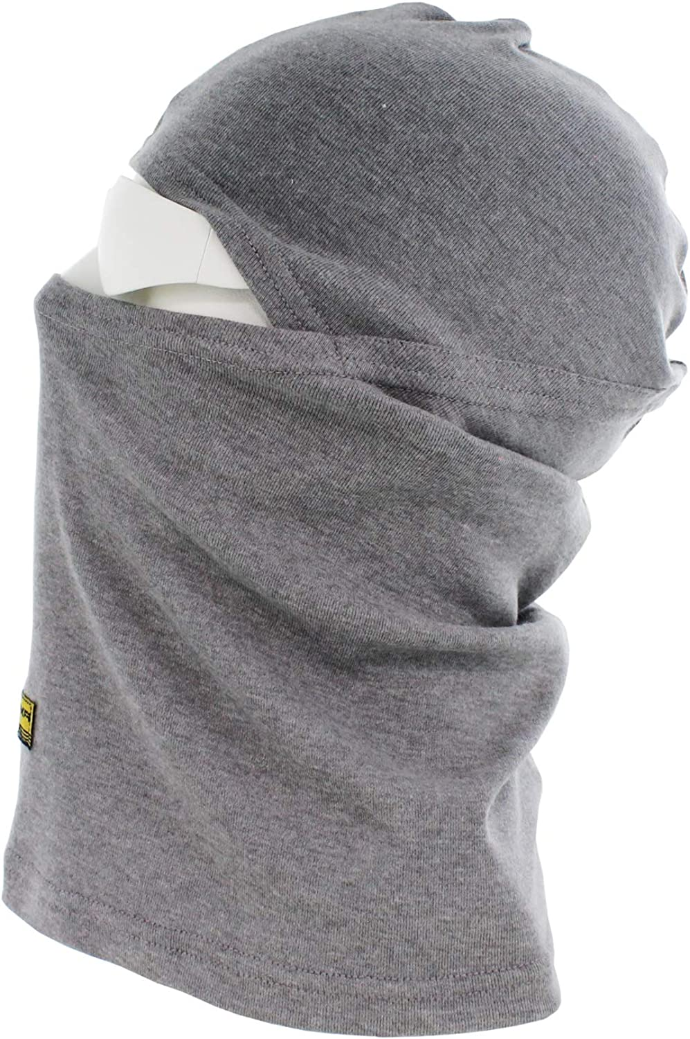 BENCHMARK FR Flame Resistant Lightweight Balaclava, One Size, Gray, Made in USA at  Men's Clothing store