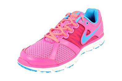 the latest 1c32e fe61f Nike Women s WMNS Lunar Forever 2 Running Shoes, Rosa (CLB Pnk Bl Hr