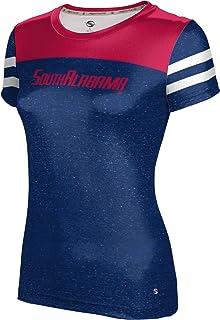 School Spirit Sweatshirt ProSphere University of South Alabama Girls Pullover Hoodie Digi Camo