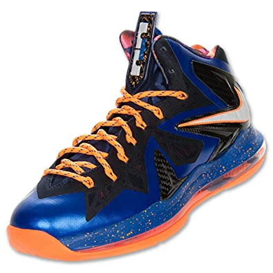Nike Lebron X P.S. Nike Basketball Elite Series 579827-400 (8 )