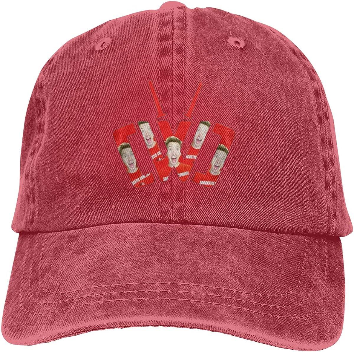 CWC Chad Wild Clay Adjustable Denim Hats
