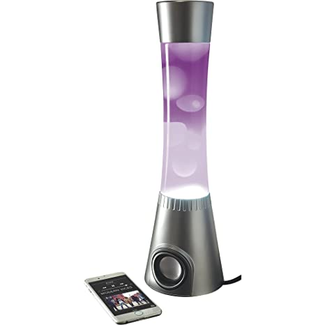 Lava Lamp Bluetooth Speaker Beauteous SoundLogic Lava Lamp Bluetooth Speaker Amazon