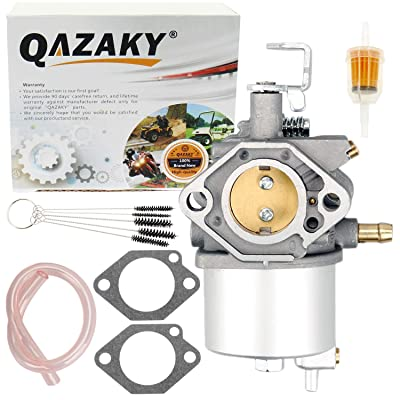 QAZAKY Carburetor Replacement for Club Car Golf Cart DS Precedent Turf Carryall FE350 Engines 1996-UP Carb 1016441-01 1018059-01 1019059-01 1035245-01 1016438 1016439 1016440 1016441 1016478: Automotive