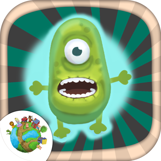 Create monsters and zombies - fun game for kids]()