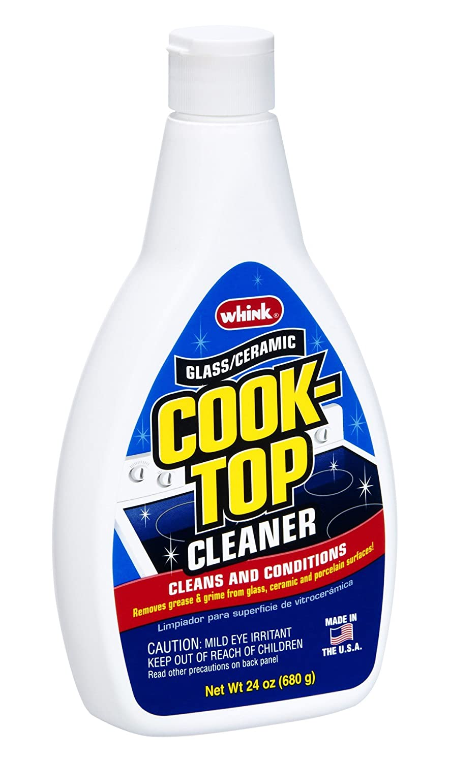 Amazon.com : Glass and Ceramic Cook-Top Cleaner : Beauty