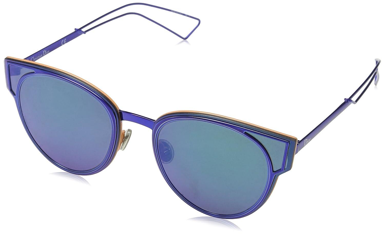 Dior DIORSCULPT T5 KN9 Gafas de sol, Azul (Bluette/Green ...