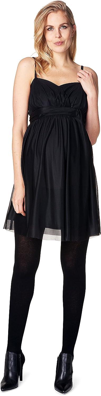 Knielang ESPRIT Maternity Damen Umstandskleid Dress wvn ss Einfarbig
