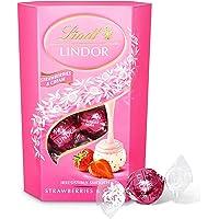 Lindt Lindor Strawberries & Cream 200g