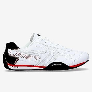 Zapatillas Blancas Silver Cheste (Talla: 40): Amazon.es: Deportes y aire libre