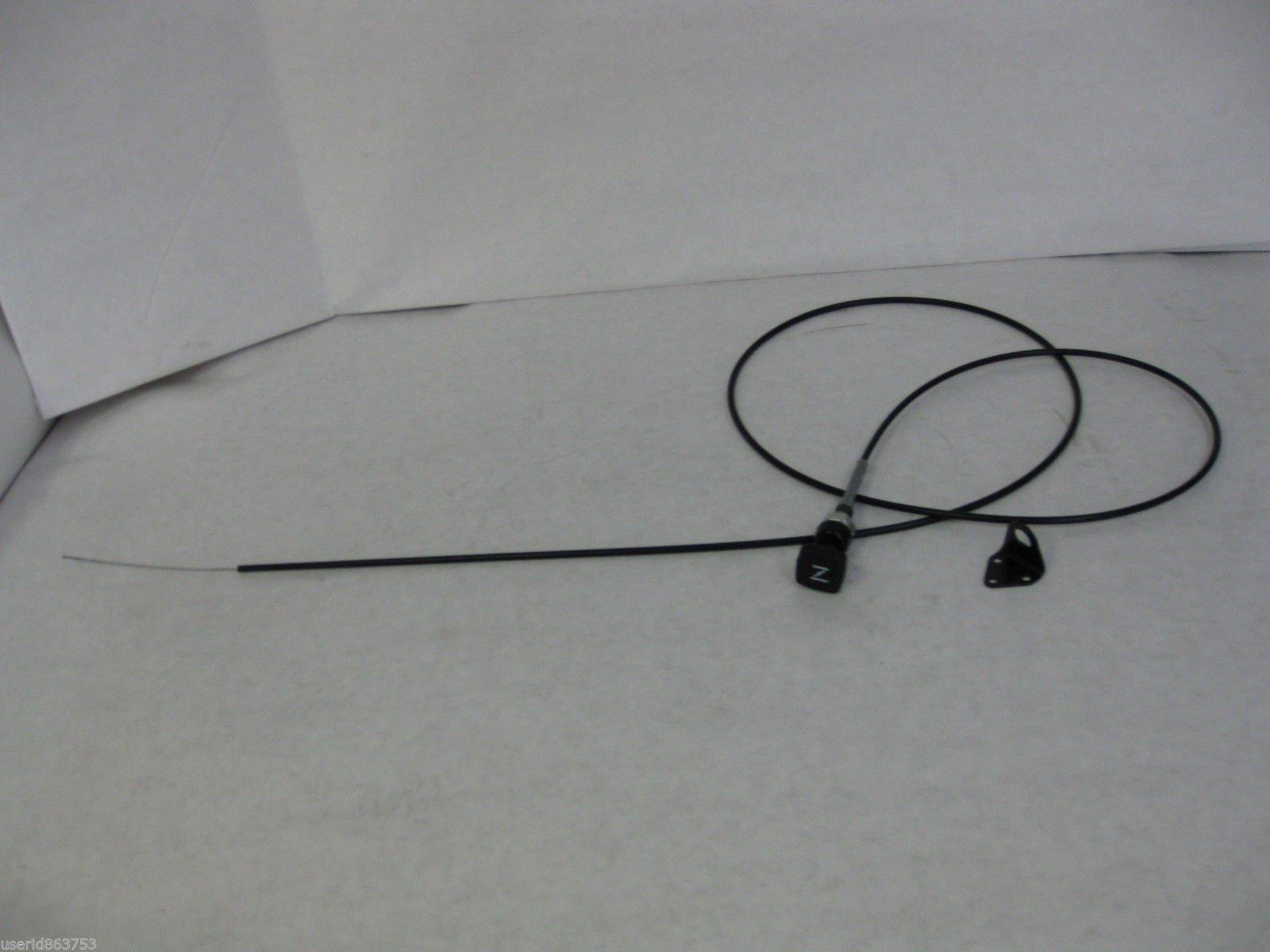 WEBER CARBURETOR CHOKE CABLE W/ BRACKET 99301.364