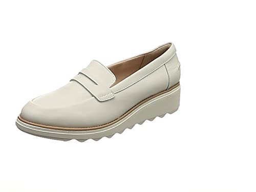 af6c7be5e89 Clarks Women s Sharon Ranch Loafers  Amazon.co.uk  Shoes   Bags