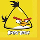 Angry Birds Lunch Napkins 16 Ct.