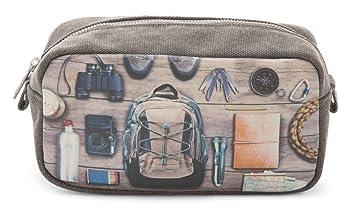 d849d1468cd2 Catseye Men's Toiletry Bag Dopp Kit - Adventurer, Small