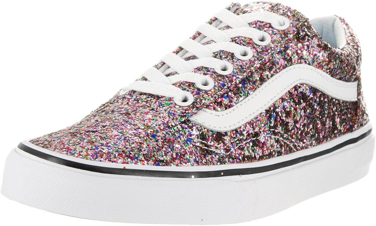 vans chunky glitter old skool