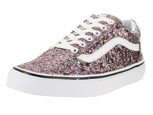 3c78f40950 Vans Unisex Old Skool (Chunky Glitter) Skate Shoe  Amazon.ca  Shoes    Handbags