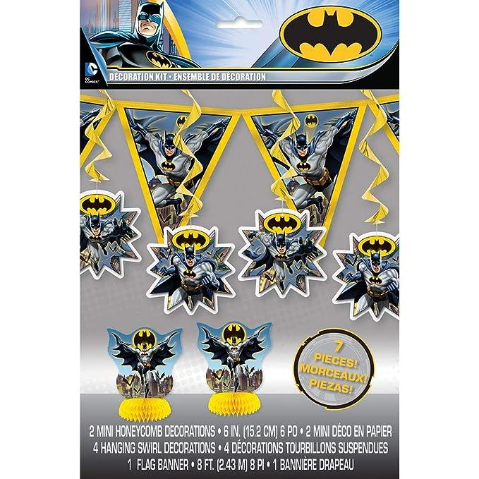 255,1gram Batman confezione da 8 JPRH motivo